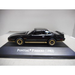 PONTIAC FIREBIRD 1982 AMERICAN CARS ALTAYA IXO 1:43