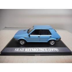 SEAT RITMO 75 CL 1979 ALTAYA IXO 1:43