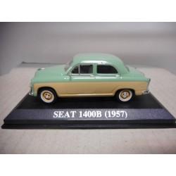 SEAT 1400 ALTAYA IXO 1:43
