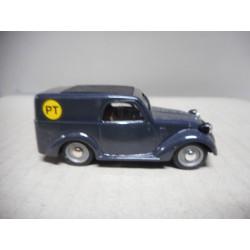 FIAT 500 B VAN PT POSTE 1946 BRUMM R045 1:43 USADO/VER FOTOS