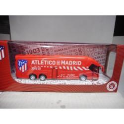 AUTOBUS 1:50 LA LIGA 1 DIVISION ATLÉTICO DE MADRID