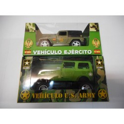 VEHICULO 4X4 ARMY/EJERCITO ESCOGER MODELO USADO