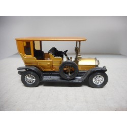 MATCHBOX YESTERYEAR PEUGEOT 1907 USADO/NO CAJA