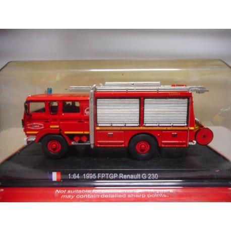 RENAULT G230 FPTGP 1995 FRANCE 1:64 FIRE/BOMBEROS/POMPIERS DelPRADO USADO