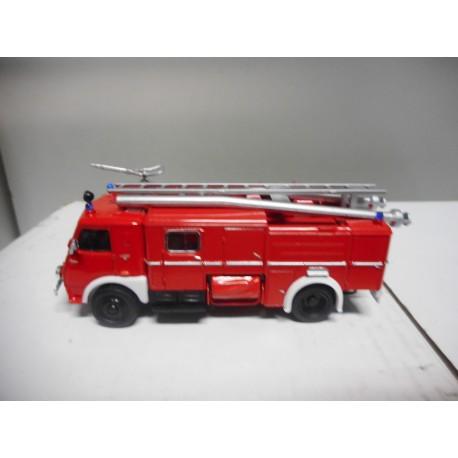 JELCZ 003 TRUCK FIRE 1:72 DeAGOSTINI IXO