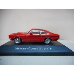 MERCURY COMET GT 1971 AMERICAN CARS 1:43 ALTAYA IXO