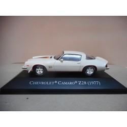 CHEVROLET CAMARO Z28 1977 AMERICAN CARS 1:43 ALTAYA IXO