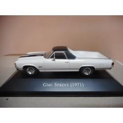 GMC SPRINT 1971 AMERICAN CARS 1:43 ALTAYA IXO