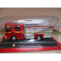 DENNIS TENDER 2000 FIRE IRELAND 1:57 BOMBEROS/POMPIERS DelPRADO RETRO ROTO